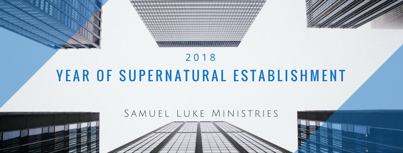 Year of Supernatural Establishment